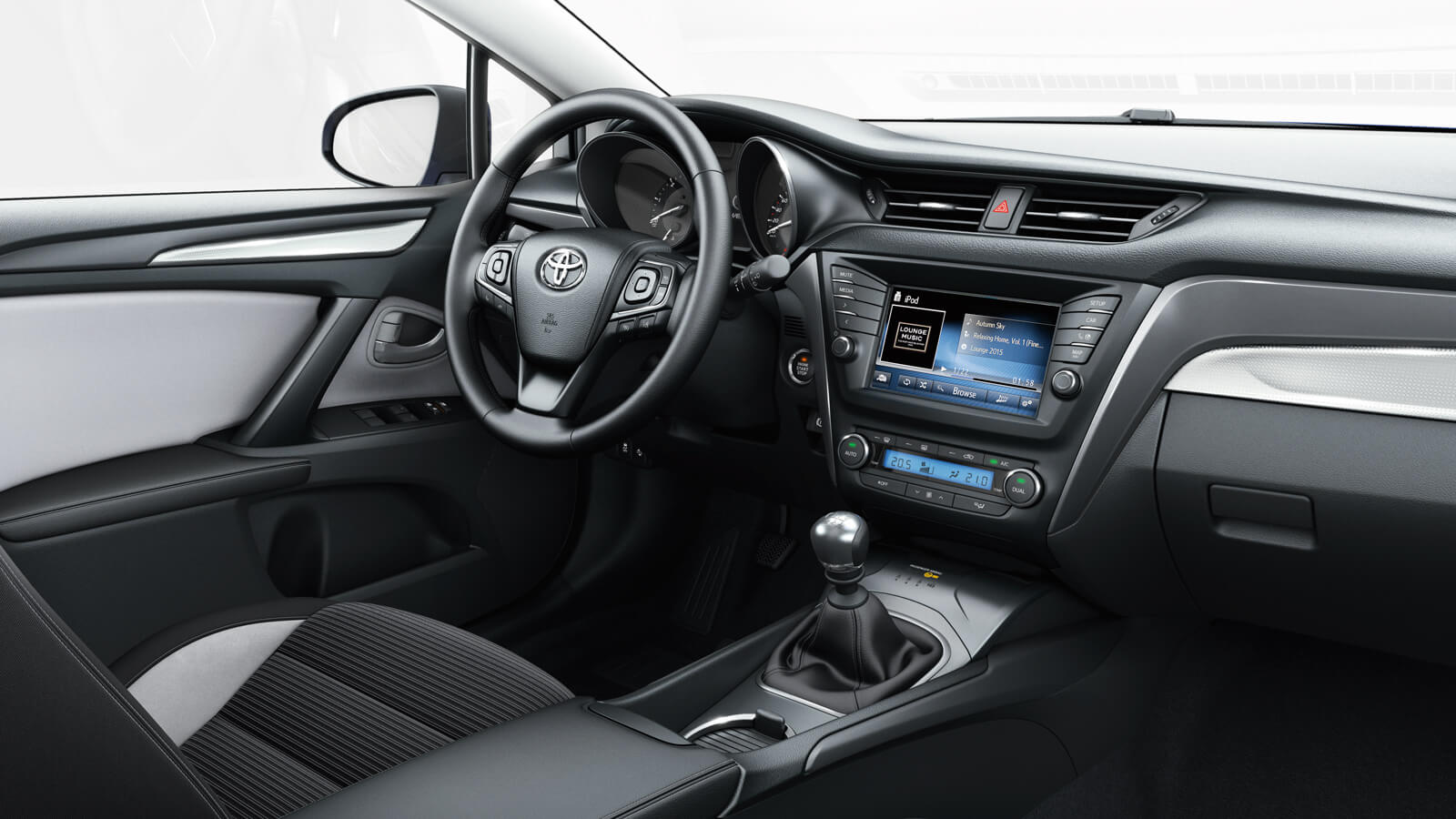 Avensis - 13