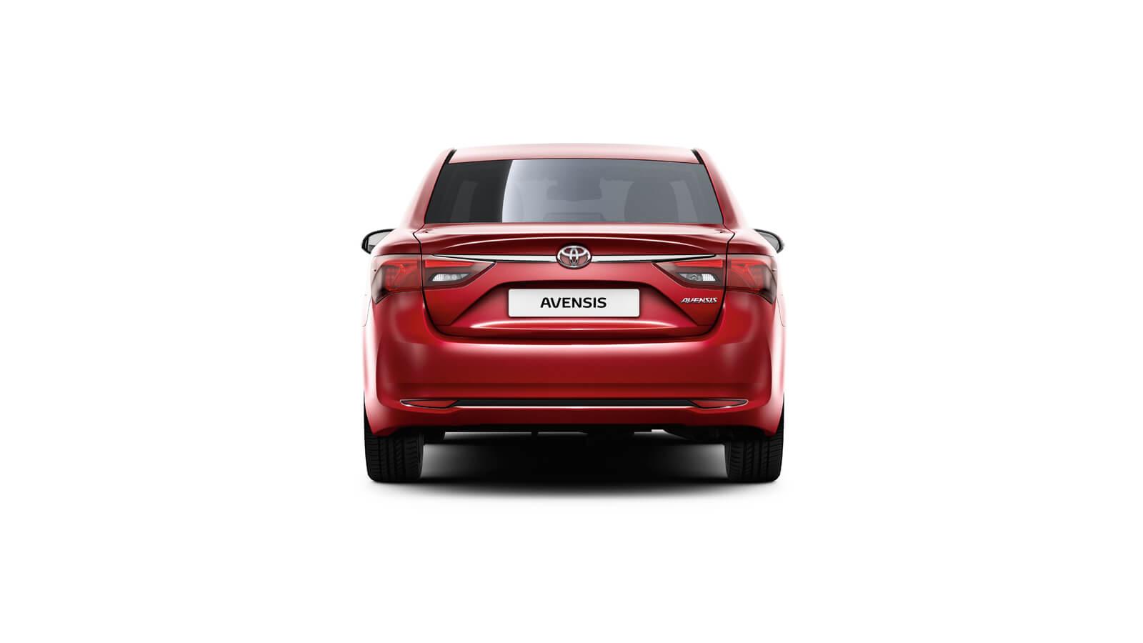 Avensis - 16