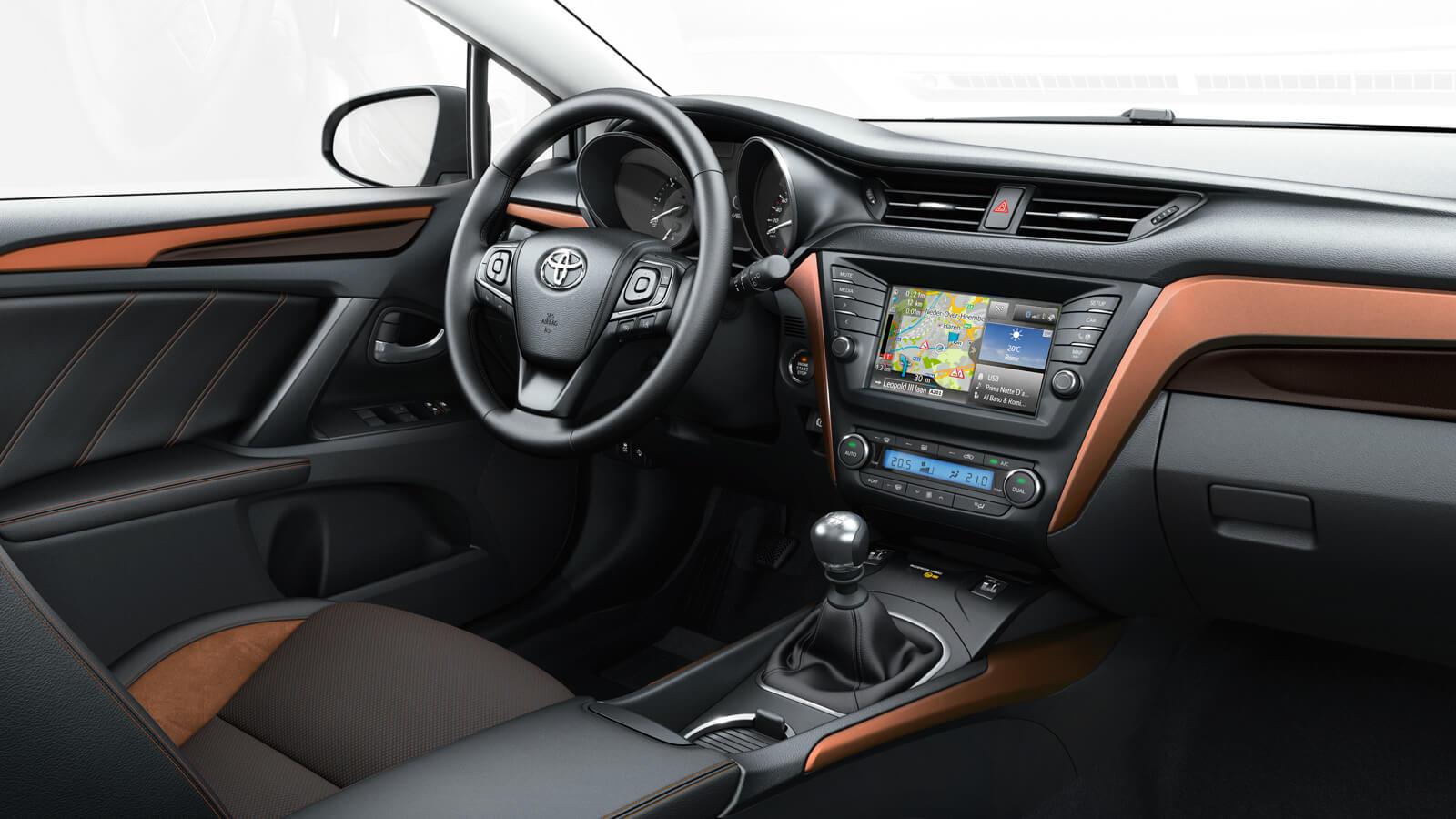 Avensis - 7