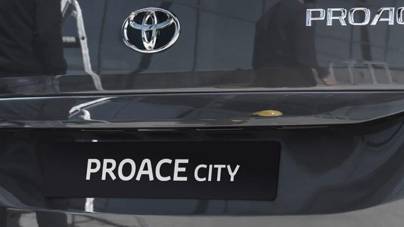 PROACE CITY VERSO - 13