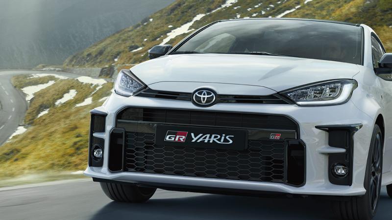 Yaris GR - 5