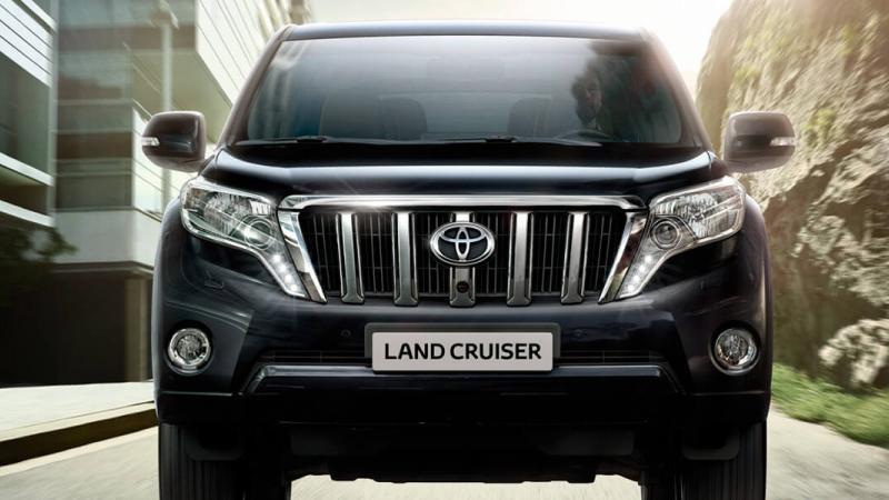 Land Cruiser - 9