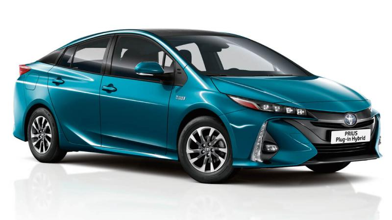Prius Hybride Rechargeable - 13