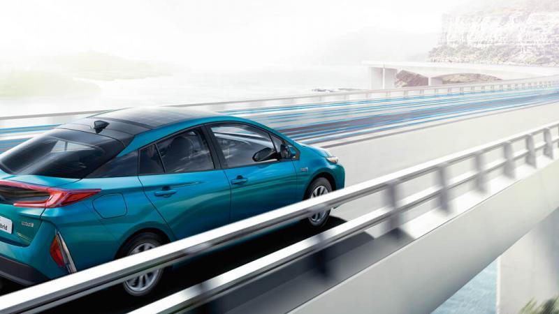Prius Hybride Rechargeable - 5