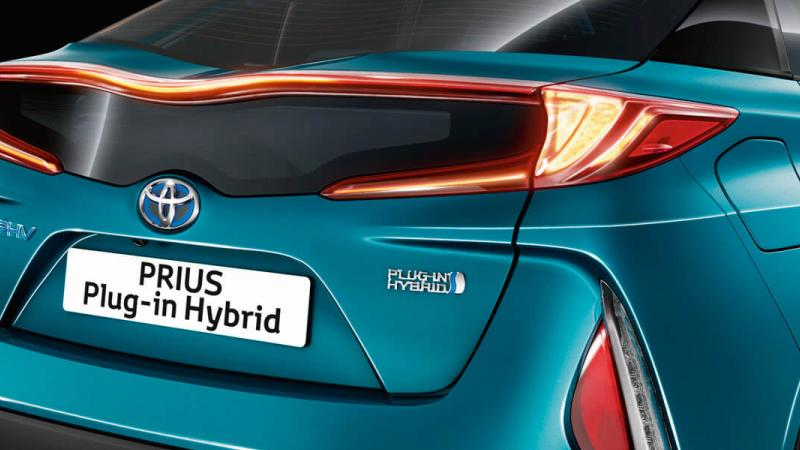 Prius Hybride Rechargeable - 6