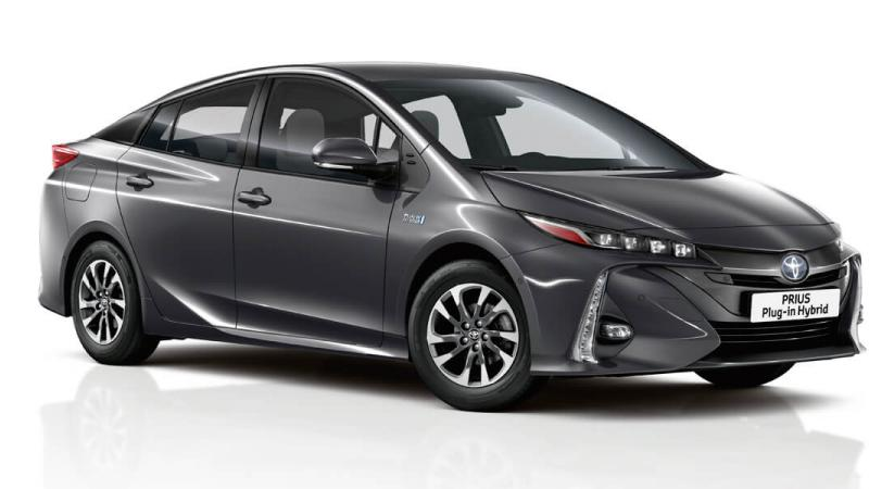 Prius Hybride Rechargeable - 7